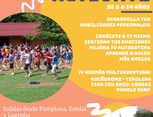 Campamento de verano – Cantabria 2020