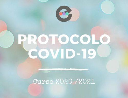 Protocolo COVID-19 – Curso 2020/21